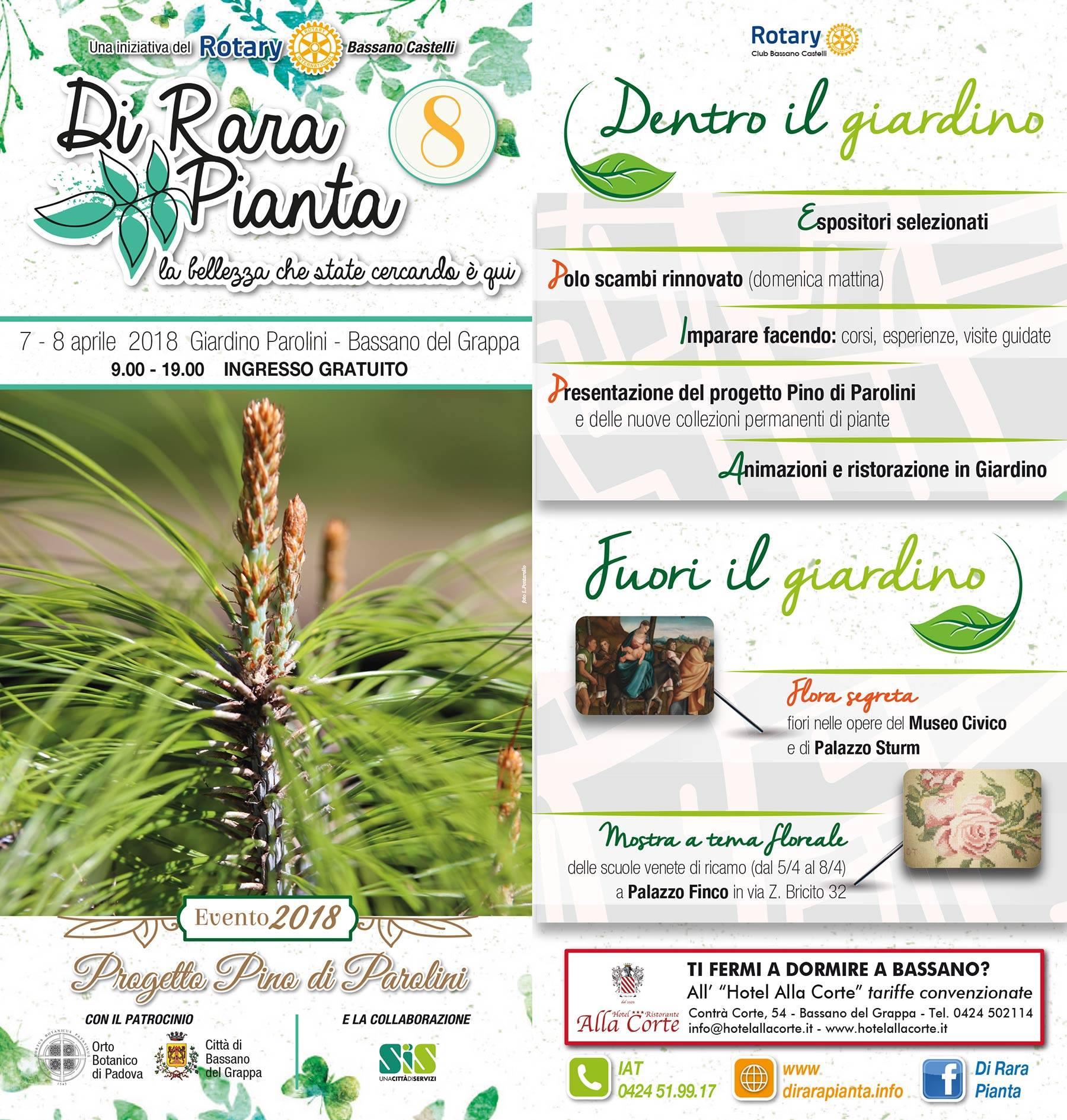 Fiera Erba Calendario.Calendario Fiere 2018 Vivaio Hydrophyllum Vendita Piante